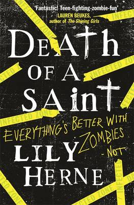 Death of a Saint by Lily Herne