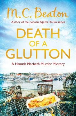 Death of a Glutton by M. C. Beaton