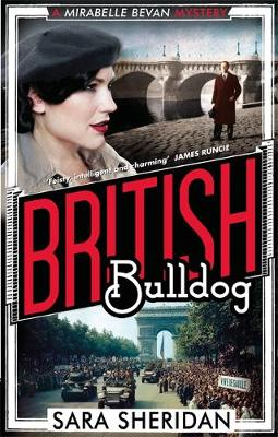British Bulldog by Sara Sheridan
