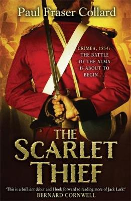 The Scarlet Thief by Paul Fraser Collard