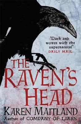 The Raven's Head by Karen Maitland