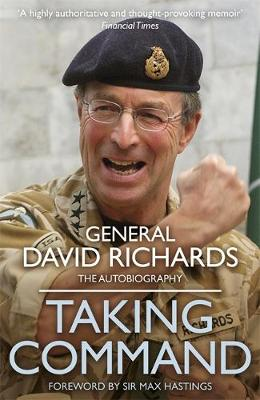 Taking Command by General Sir David Richards