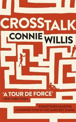 Cover for Crosstalk by Connie Willis
