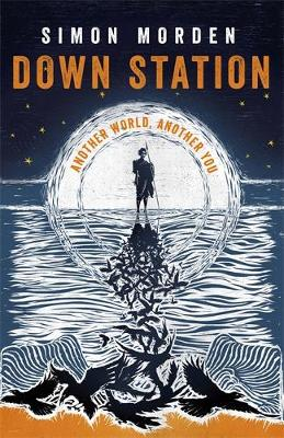 Cover for Down Station by Simon Morden