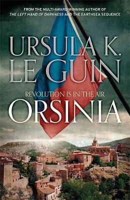 Cover for Orsinia Malafrena, Orsinian Tales by Ursula K. Le Guin