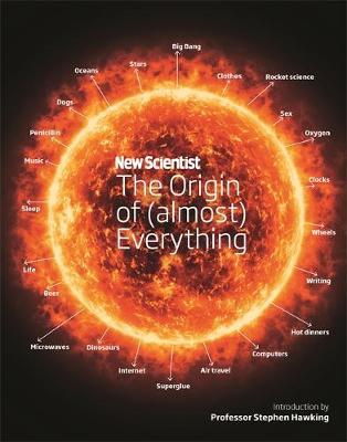 New Scientist: The Origin of (Almost) Everything From the Big Bang to Belly-Button Fluff by New Scientist Instant Expert, Graham Lawton, Stephen Hawking