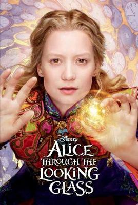Disney Alice Through the Looking Glass Book of the Film by Parragon Books