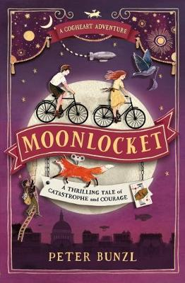 Cover for Moonlocket by Peter Bunzl