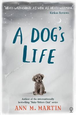 Cover for A Dog's Life by Ann M. Martin