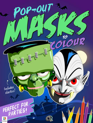 Pop-Out Masks to Colour by