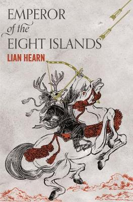 Cover for Emperor of the Eight Islands by Lian Hearn