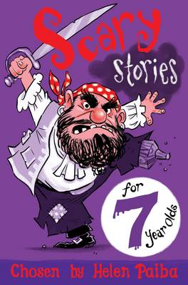 Cover for Scary Stories for 7 Year Olds by Various Authors