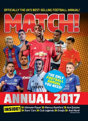 Cover for Match Annual by Match