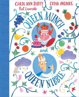 Cover for Queen Munch and Queen Nibble by Carol Ann Duffy