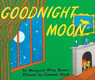 Cover for Goodnight Moon by Margaret Wise Brown