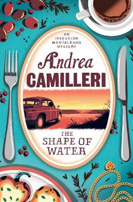 The Shape of Water by Andrea Camilleri