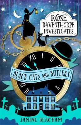 Black Cats and Butlers by Janine Beacham