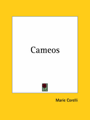 Cameos (1896) by Marie Corelli