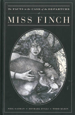 The Facts in the Case of the Departure of Miss Finch, the, by Neil Gaiman, Michael Zulli