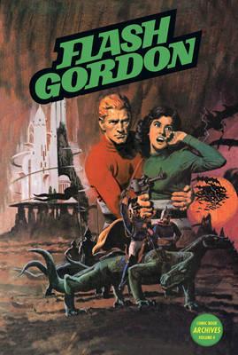 Flash Gordon Comic Book Archives by Frank Bolle, Carlos Garzon, John Warner, Gary Poole