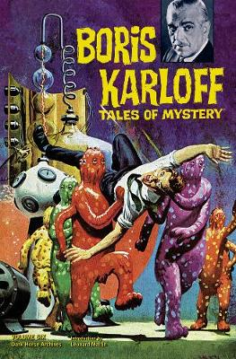 Boris Karloff Tales Of Mystery Archives Volume 6 by Arnold Drake