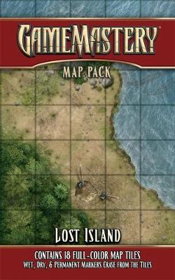 GameMastery Map Pack: Lost Island by Jason Engle