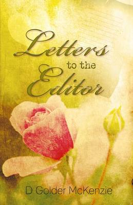 Letters to the Editor by D. Golder McKenzie