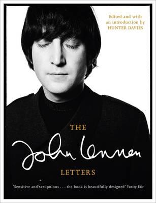 The John Lennon Letters by John Lennon, Hunter Davies
