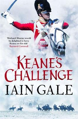 Keane's Challenge by Iain Gale