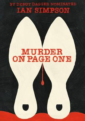 Murder on Page One by Ian Simpson