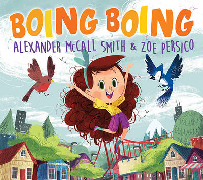 Boing Boing by Alexander Mccall Smith