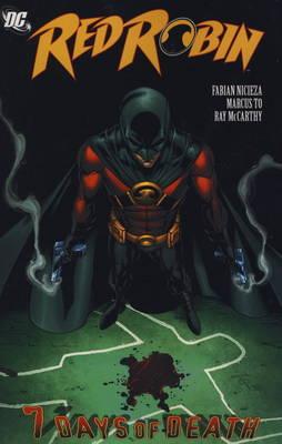 Red Robin 7 Days of Death by Fabian Nicieza