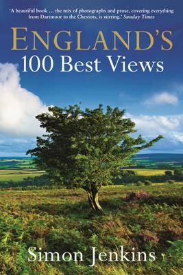 England's 100 Best Views by Simon Jenkins