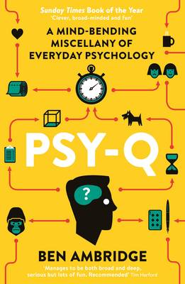 Psy-Q Test Your Psychological Intelligence by Ben Ambridge
