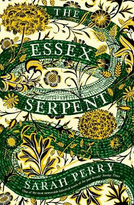 Cover for The Essex Serpent by Sarah Perry