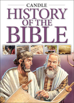 Candle History of the Bible by Tim Dowley