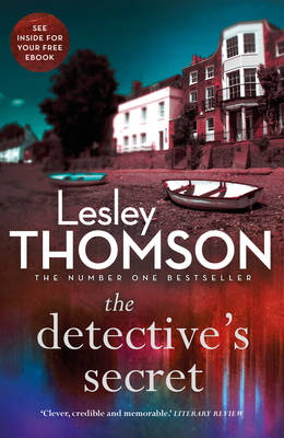 The Detective's Secret by Lesley Thomson