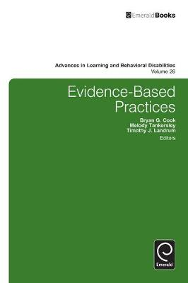Evidence-Based Practices by Bryan G. Cook