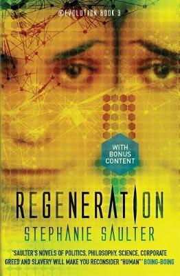Regeneration by Stephanie Saulter