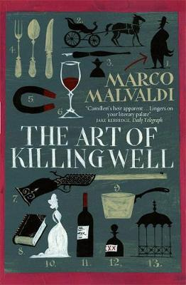 The Art of Killing Well by Marco Malvaldi