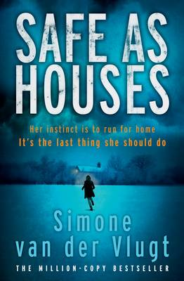 Safe as Houses by Simone van der Vlugt