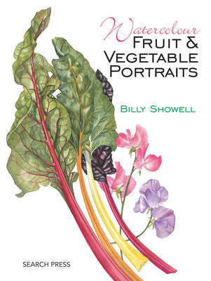 Watercolour Fruit and Vegetable Portraits by Billy Showell