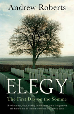Elegy The First Day on the Somme by Andrew Roberts