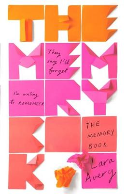 Cover for The Memory Book by Lara Avery