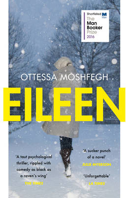 Cover for Eileen by Ottessa Moshfegh