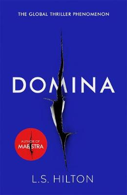 Cover for Domina by L. S. Hilton