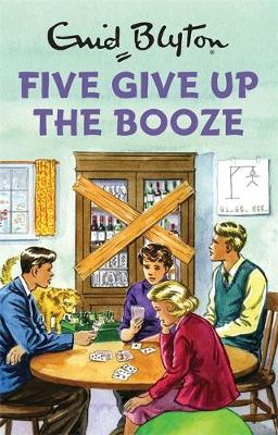 Five Give Up the Booze by Bruno Vincent