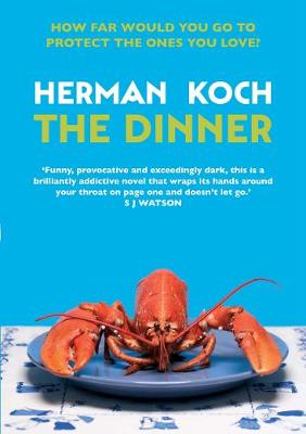 Cover for The Dinner by Herman Koch
