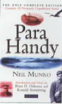 Para Handy by Neil Munro