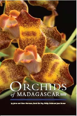 Orchids of Madagascar (second edition) by Johan Hermans, Clare Hermans, David Du Puy